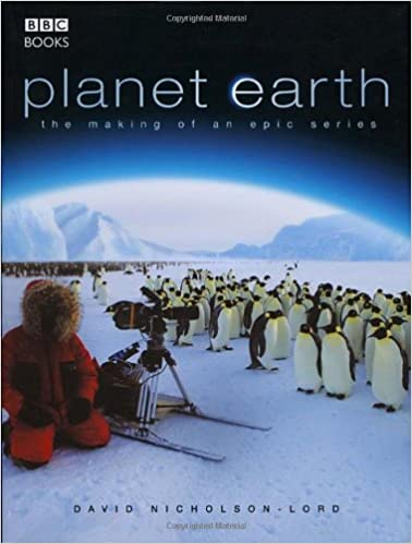 Book Planet Earth: The Making of an Epic Series