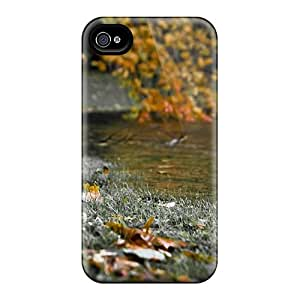 Hot New Autumn Free Autumn River Bank Cases Covers For Iphone 6 With Perfect Design