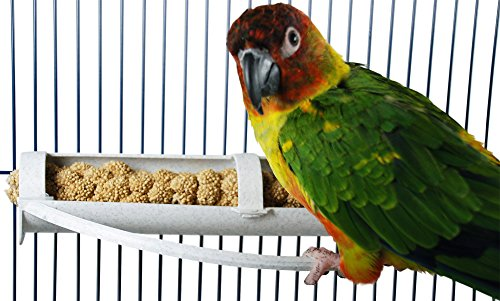 Millet Tray - FeatherSmart Horizontal Millet Holder (1 Pack)
