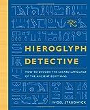 Hieroglyph Detective, Chronicle Books Staff, 0811869857
