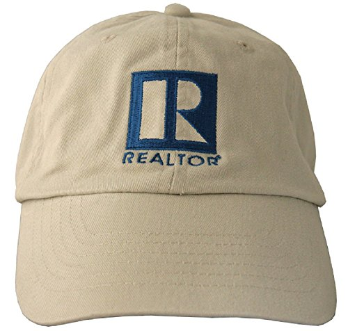 Realtor Logo Cap (Khaki)