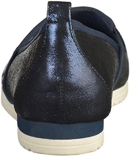 Tamaris 1-24612-28 Womens Loafers Navy esEl2sqrX