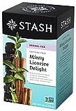 Stash Tea Minty Licorice Delight Tea 18 Count Tea Bags (Pack of 6)...