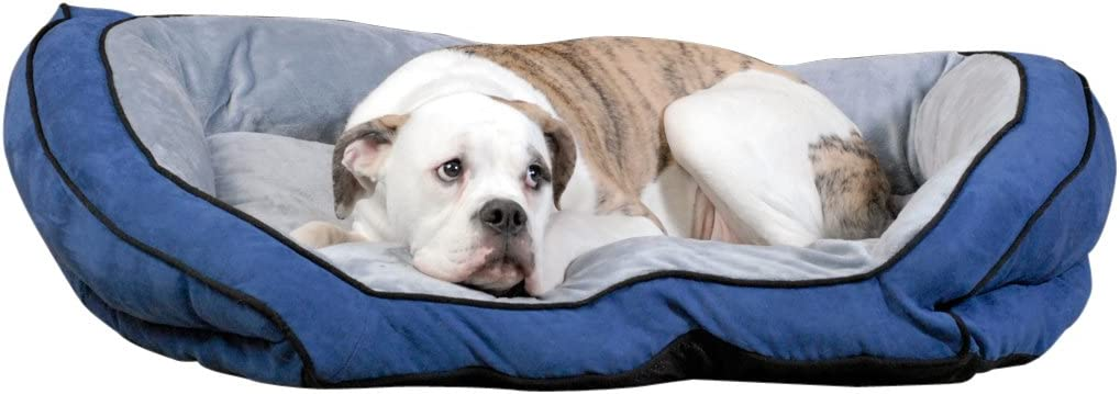 K H Pet Products Bolster Couch Pet Bed