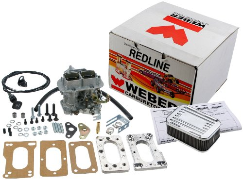 - Weber Redline W0133-1823596-WEB Carburetor Kit 32/36 DGV - Manual Choke
