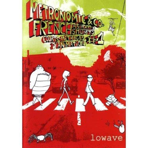 Metronomics & Co: French Animated Shorts #1 (La rvolution des crabes / Les oiseaux en cage ne peuvent pas voler / Du Soir Au Matin / La danse des asperges sarrasines / Qui Veut D...)