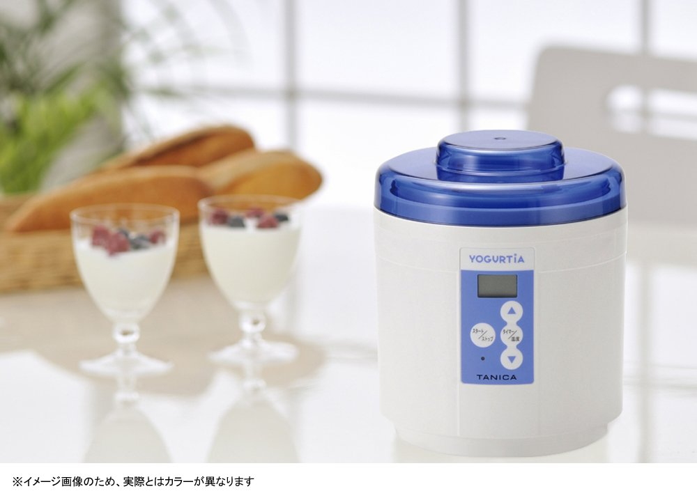 TANICA) corresponding to the commercial-Caspian Sea-kefir yogurt/natto, sweet sake at a temperature adjustment function Yogurutia start set pink YM-1200-NR by TANICA)