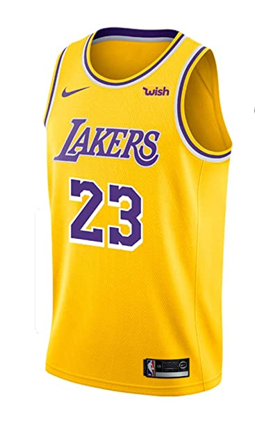 finest selection a26bd 8c825 Lebron James #23 Baskteball Jersey LA Lakers Shirt Tank ...