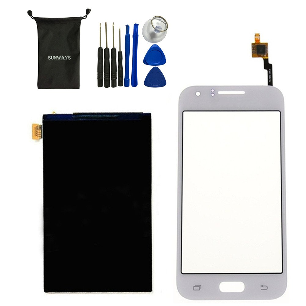 Good Sunways Touch Digitizer Glass Lens Screen Replacement Lcd Samsung J100 Galaxy J1 4 Gb Display For