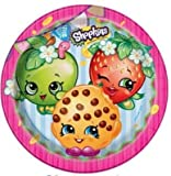Shopkins Birthday Party Supply Set for 16: Dinner