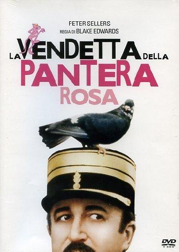 La Vendetta Della Pantera Rosa It Import Amazonde Robert Webber
