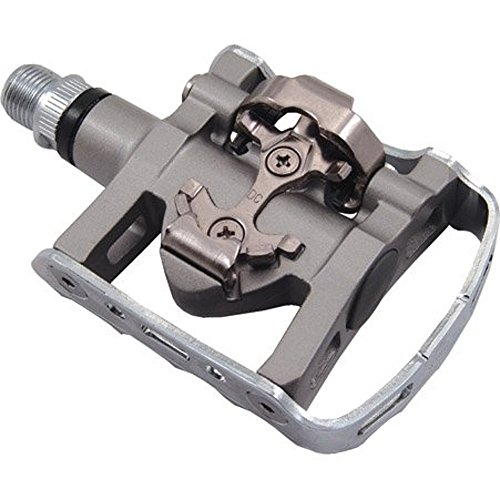 - SHIMANO Clipless Pedals SPD Pedal E-PDM324