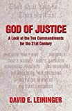 img - for God of Justice book / textbook / text book