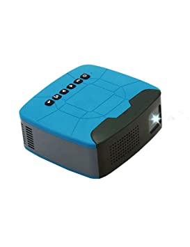 Zhhlaixing Proyector Inteligente Soporte Video Portátil LED ...