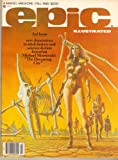 img - for Epic Illustrated A Marvel Magazine Fall 1980 3rd Issue (Vol 1, No 3) book / textbook / text book