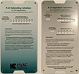Kyпить R22 Superheat Subcooling Calculator Charging Chart на Amazon.com