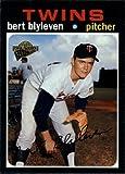 2003 Topps All-Time Fan Favorites Baseball Card #146 Bert Blyleven Mint
