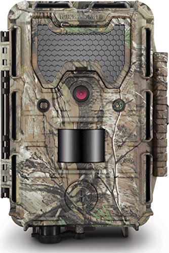 Bushnell 14MP Trophy Cam HD Aggressor No Glow Trail Camera, Realtree Xtra Camo