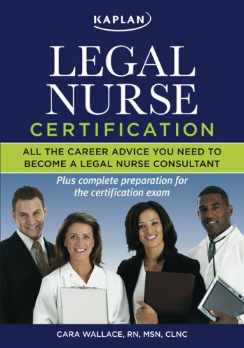 Kaplan Legal Nurse Certification