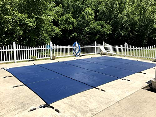 best winter pool covers for in-ground pools