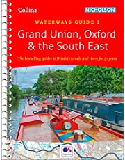 Collins Nicholson Waterways Guides – Grand Union, Oxford & the South East: Waterways Guide 1