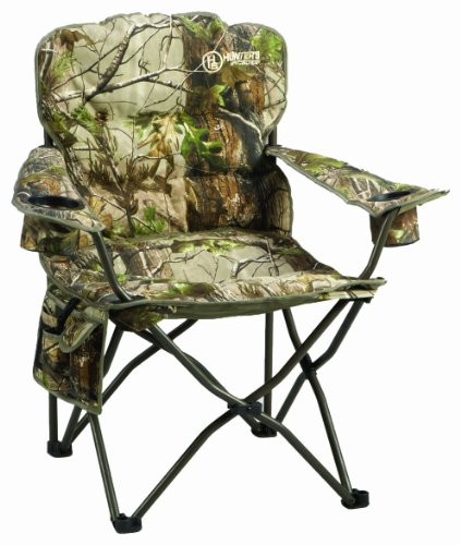 Hunters Specialties Deluxe Pillow Camo Chair Import It All