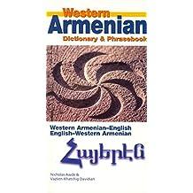 Western Armenian-English/English-Western Armenian Dictionary & Phrasebook
