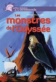 Les monstres de l'Odyssée par Hélène Montardre