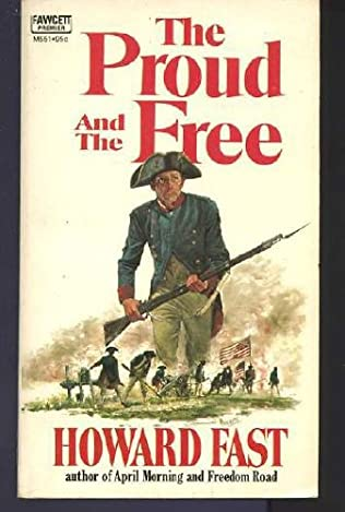 book cover of The Proud and the Free