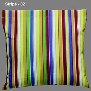 CR Generation Line Stripe Polyester Adirondack Headrest