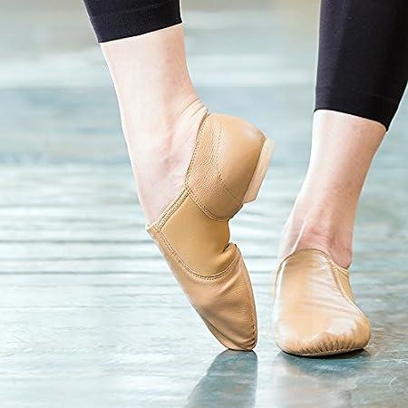Wuyulunbi@ Chaussures de danse fond mou Chaussures Chaussures Jazz adultes Kungfu