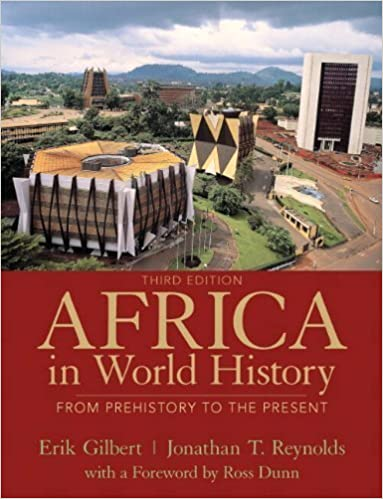 Book Africa in World History Plus MySearchLab with eText -- Access Card Package (3rd Edition) by Erik T. Gilbert (2012-07-21)