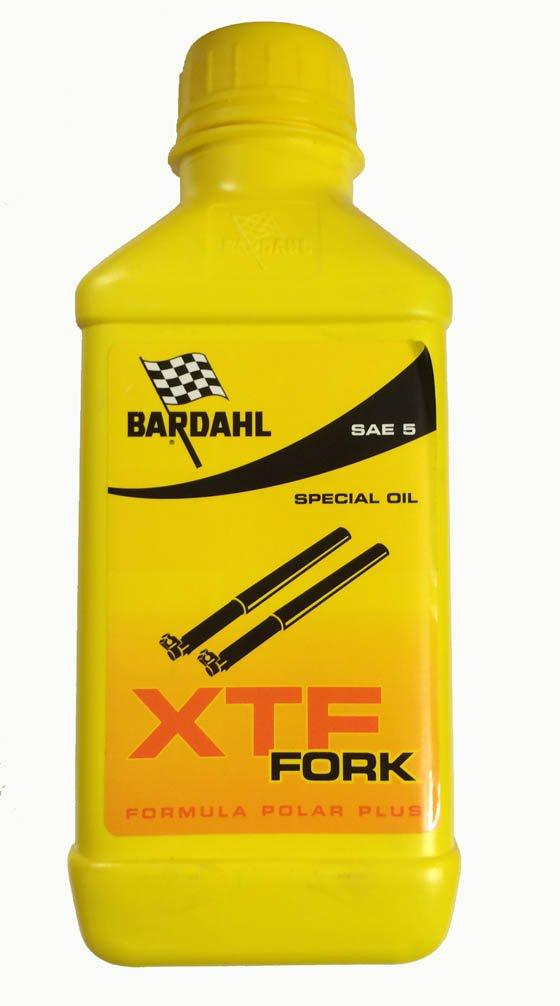 XTF OLIO FORCELLA SPECIALE 5W 500ml BARDAHL 440032