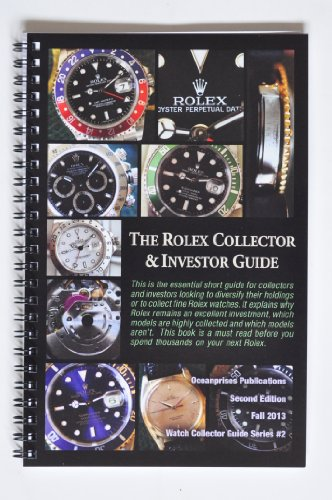 The Rolex Collector & Investor Guide (Watch Gmt Date)