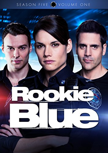Rookie Blue Season 5, Volume 1 cover