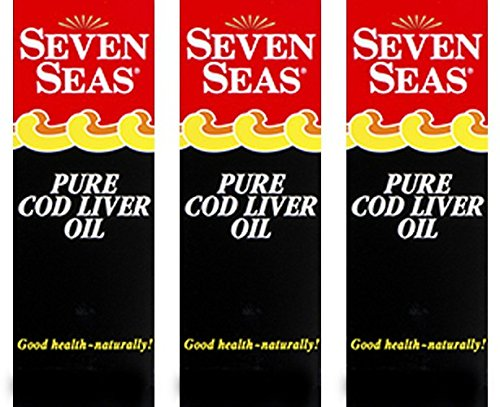 (3 PACK) - Seven Seas - Pure Traditional CLO | 170ml | 3 PACK (Seven Seas Joint Care)