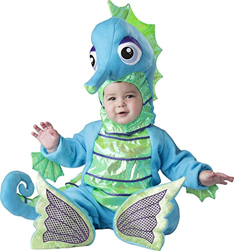 Fun World Baby Silly Seahorse, Multi, (Seahorse Costume)