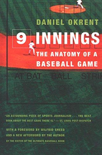 Amazon.com: Nine Innings: The Anatomy of a Baseball Game eBook ...