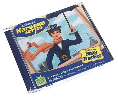 Disney's Karaoke Series - Mary Poppins by Disney (2004-10-12)