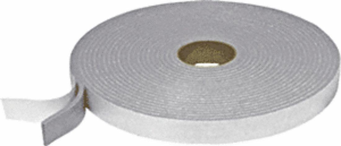 C.R LAURENCE FS221 CRL Gray 1 Adhesive Back Felt Tape