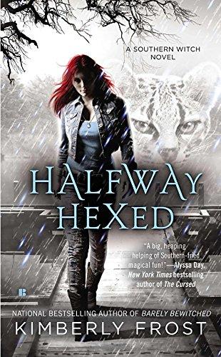 book cover of Halfway Hexed