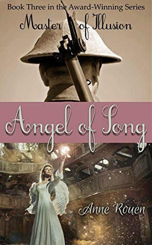 Book: Angel of Song (Master of Illusion Book 3) by Anne Rouen