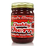 Uncle Denny's Chubby Cherry Gourmet Filling and Topping (15 ounce jar)