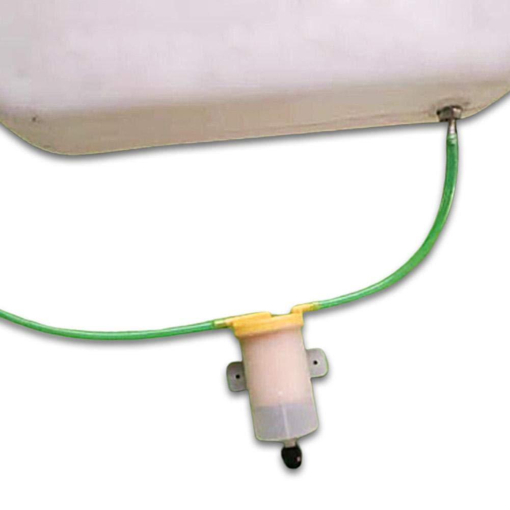 2 st/ücke RV Auto LKW Kraftstofffilter Standheizung /Öl Wasser Universal Separator Luft Standheizung Tank Dieselfilter /Luftheizung Tank Dieselkraftstofffilter