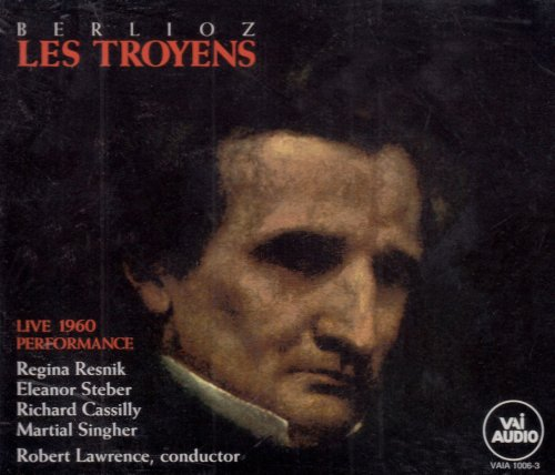 Les Troyens 1960 Live Performance by Video Artists Int'L