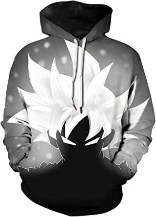 New Womens//Mens Japan Anime Girl 3D Print Casual Hoodie Sweatshirt Pullover Tops