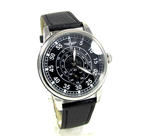Pobeda Aviator mens Vintage wrist watch vintage 1960s for sale  Delivered anywhere in USA