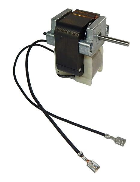 Fasco C-Frame Wall Heater Fan Motor .58 amps 1260RPM 230 Volts #K101 on