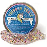 UNICORN TEARS - Unicorn Slime - Clear Slime - Unicorn Gifts and Toys - Unicorn Silly Putty - Magical Glitter Slime and Clear Glitter Putty - Toy Putty - Unicorn Spit & Snot