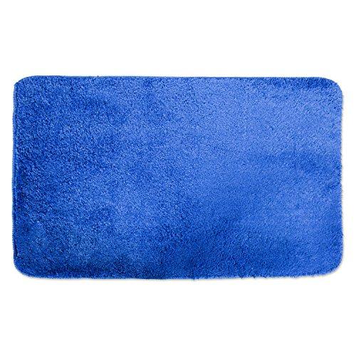 (Ultra Soft Absorbent Spa Microfiber Bath Rug, 24x40